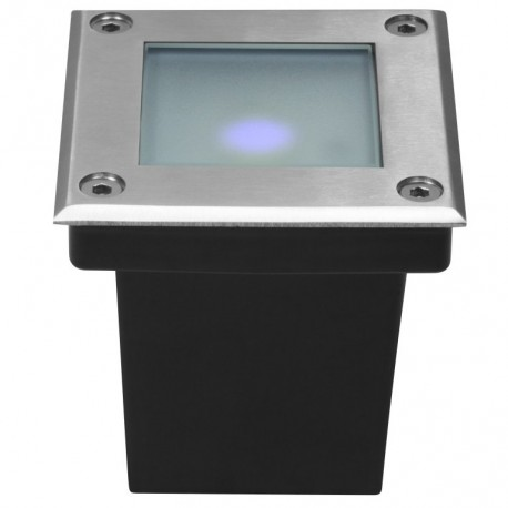 Spot 230v encastrable ext rieur led cob 5w rgb for Spot led encastrable exterieur terrasse