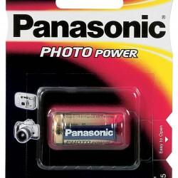 Pile CR 123A Panasonic