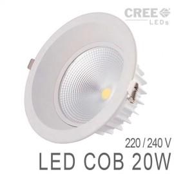 Down Light LED COB 20W