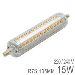 Ampoule LED R7S 15W 135mm