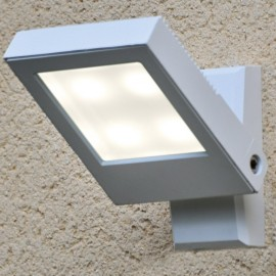 Applique Jade Aluminium LED 4x1W