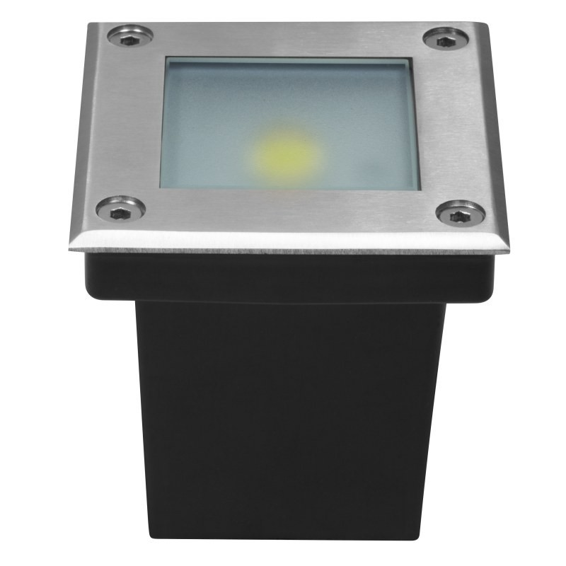 Spot 230v encastrable ext rieur led cob 5w for Spot led encastrable exterieur terrasse