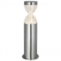 Borne Sablier Inox 60 LED SMD 6W
