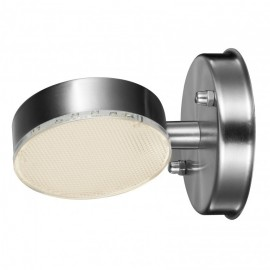 Applique Rubi Inox 36 LED SMD 3.6W