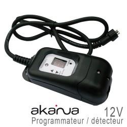 Boitier de Commande programmable + Détecteur Jour/Nuit IPX4