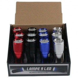 Mini Lampe-torche LED