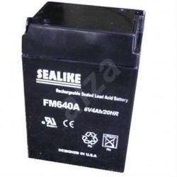 SAV - Batterie de rechange pour lampe torche 3en1