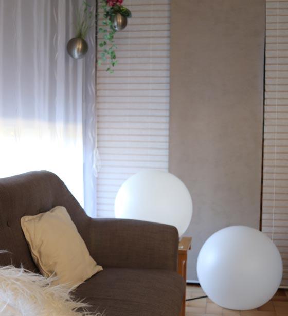Le mobilier lumineux Lumisky